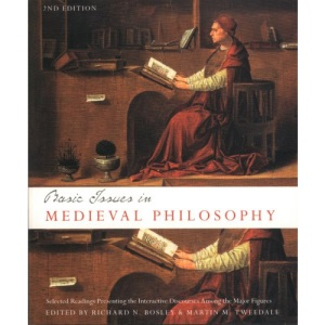 Basic Issues in Medieval Philosophy, second edition