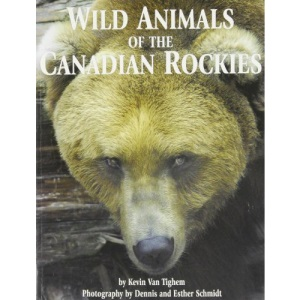 Wild Animals of the Canadian Rockies
