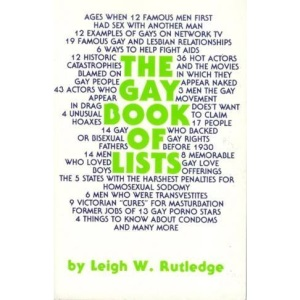 The Gay Book of Lists
