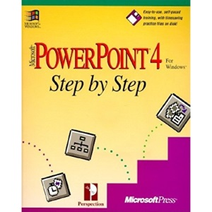Microsoft PowerPoint Version 4 for Windows (Step-by-step)