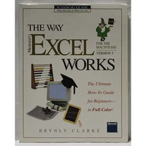 The Way Microsoft Excel for the Macintosh Works (Wysiwyg Guide What You See Is What You Get)