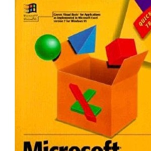 Microsoft Excel Visual Basic for Windows 95 Step by Step