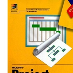 Microsoft Project 95 Step by Step
