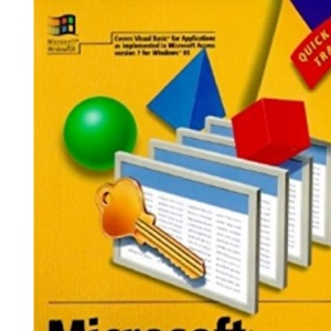 Microsoft Access/Visual Basic for Windows 95: Step by Step (Step By Step (Redmond, Wash.).)