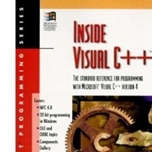 Inside Visual C++ (Microsoft Programming Series)