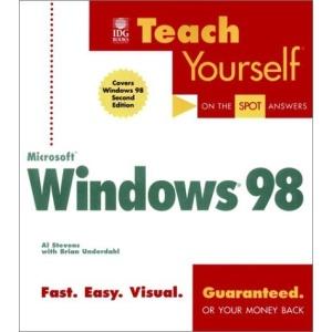 Teach Yourself Windows 98 (Teach Yourself (IDG))