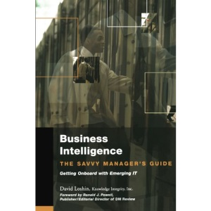 Business Intelligence: The Savvy Manager's Guide (The Savvy Manager's Guides)