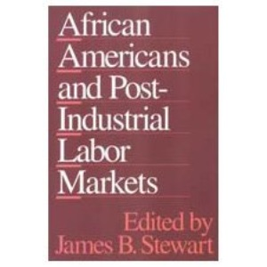 African Americans and Post-Industrial Labor Markets (Foundations for Organizational Science (Paperback))