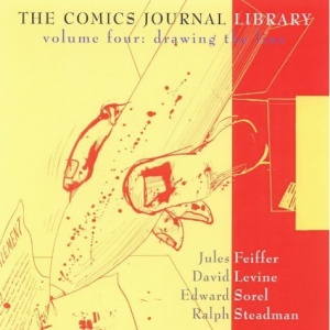 The Comics Journal Library: v. 4: Drawing the Line