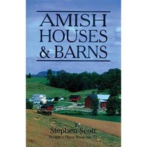 Amish Houses and Barns (People's Place Book)