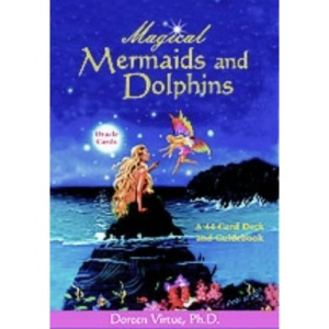 Magical Mermaids/Dolphins Oracle Cards (Large Card Decks)