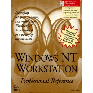 Windows NT 4 Workstation Professional Reference