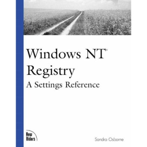 Windows NT Registry (Professional)