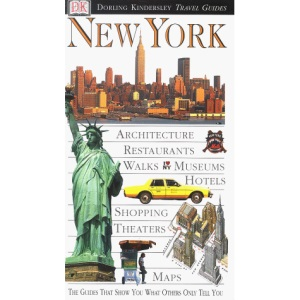 New York (DK Eyewitness Travel Guide)
