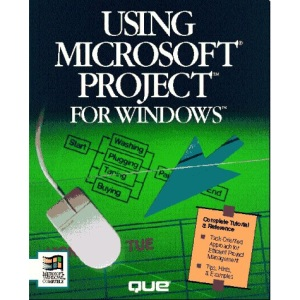 Using Microsoft Project 3 for Windows