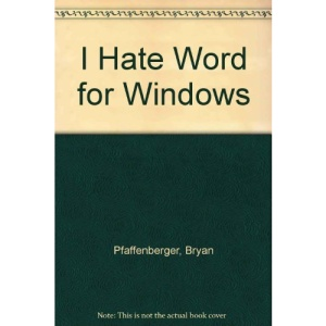 I Hate WORD for Windows