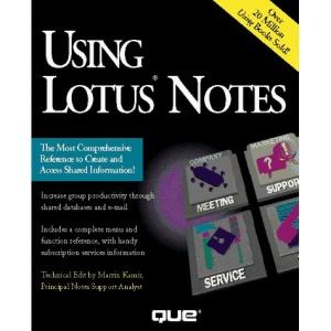 Using Lotus Notes