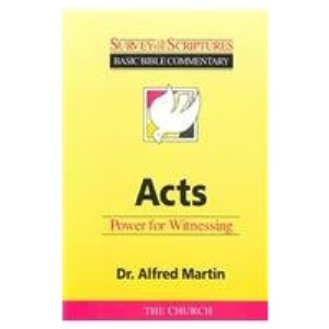 Acts Commentary (Survey of the Scriptures Series)