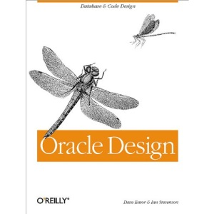 Oracle Design: The Definitive Guide (Nutshell Handbooks)