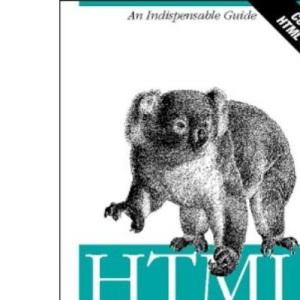 HTML Pocket Reference (Nutshell Handbook)