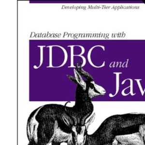 Database Programming with JDBC and Java, 2nd Edition