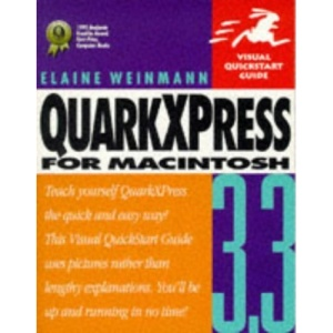QuarkXPress 3.3 for Macintosh (Visual QuickStart Guides)