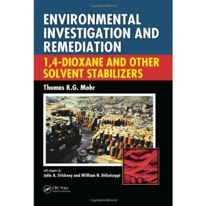 Environmental Investigation and Remediation: Remediation of 1,4 Dioxane