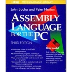 Peter Norton's Assembly Language for the IBM PC (Brady programming library)