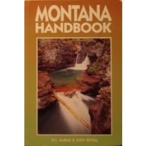Montana Handbook (Moon Travel Handbooks)