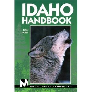 Idaho (Moon Travel Handbooks)
