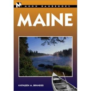 Maine (Moon Travel Handbooks)
