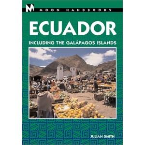 Ecuador (Moon Travel Handbooks)