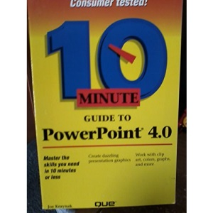 10 Minute Guide to Powerpoint