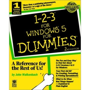 1-2-3 for Windows for Dummies