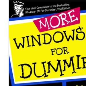 More Windows '95 for Dummies