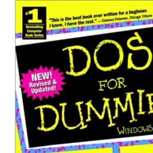 DOS for Dummies: Windows '95 Edition