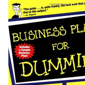 Creating Business Plans for Dummies
