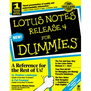 Lotus Notes for Dummies