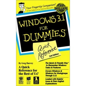 Windows 3.1 for Dummies Quick Reference