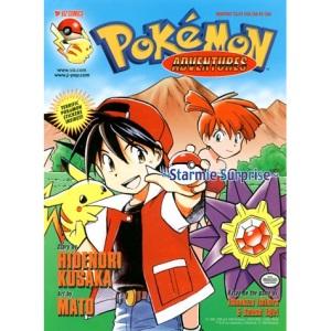 Starmie Surprise (Pokemon adventures)