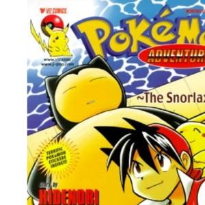The Snorlax Stop (Pokemon adventures)