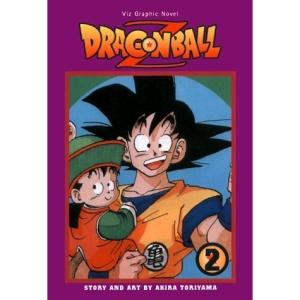 Dragonball Z: Vol 2 (Dragon Ball Z (Viz Paperback))