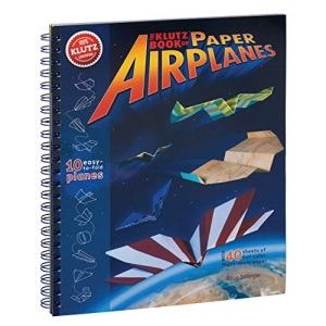 Book of Paper Airplanes (Klutz)
