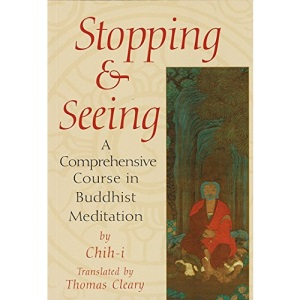 Stopping and Seeing: Comprehensive Course in Buddhist Meditation