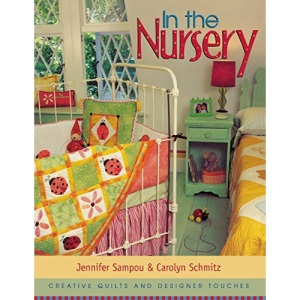In the Nursery: Creative Quilts and Designer Touches