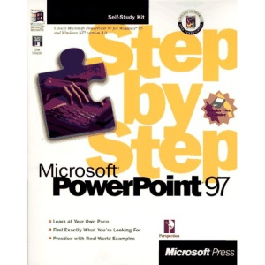 Microsoft Powerpoint 97 for Windows Step by Step (Step by Step (Microsoft))