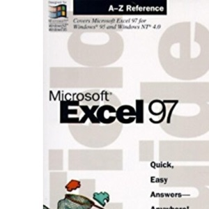 Field Guide to Microsoft Excel 97 for Windows