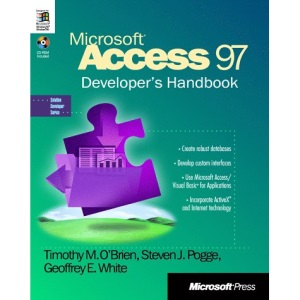 Microsoft Access 97 Developers Handbook (Solution Developer Series)