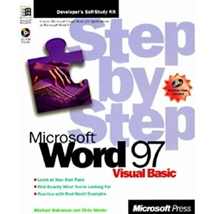 Microsoft Word 97 Visual Basic Step by Step (Step By Step (Microsoft))