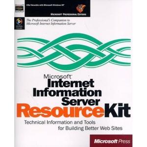 Microsoft Internet Information Server Resource Kit